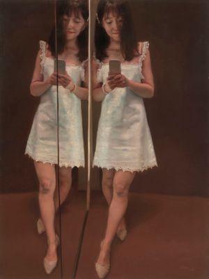 Secret Fragrance by Pang Maokun contemporary artwork
