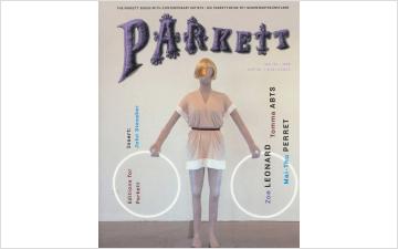 Parkett Vol. 84