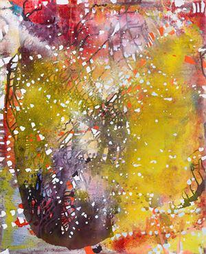 Scars by Jackie Saccoccio contemporary artwork