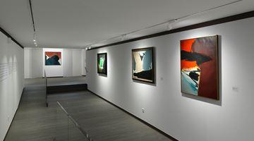 Contemporary art exhibition, José Guerrero, José Guerrero. The USA Influence at Galeria Mayoral, Barcelona