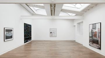 Contemporary art exhibition, Joachim Brohm, Less and More at Beck & Eggeling International Fine Art, Düsseldorf