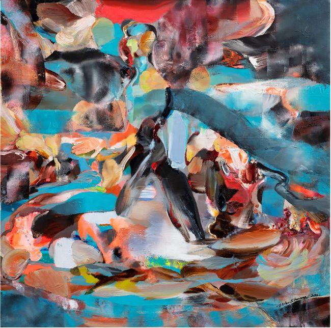 Wetland by Wu Shuang contemporary artwork