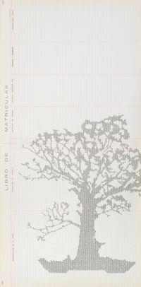 Perímetros (WP Penzai) by Johanna Calle contemporary artwork works on paper