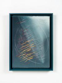 Zeitliche Koinzidenz (…) / Jung/Pauli-Studie 1 by Jorinde Voigt contemporary artwork painting, works on paper, drawing