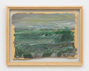 Untitled (Landscape) by Paul Thek contemporary artwork