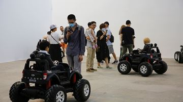 Contemporary art exhibition, Lí Wei, Fairy Tale at Tang Contemporary Art, Beijing