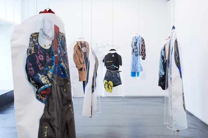 Installation view:Special project: PUGMENT Never Lonely, Taka Ishii Gallery, complex665, Tokyo (6 June–20 June 2020). Courtesy Taka Ishii Gallery. Photo: Kenji Takahashi.
