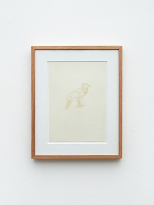 Eagle (aigle) by Christiana Soulou contemporary artwork