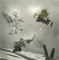 Die Strömung by Nils Karsten contemporary artwork works on paper