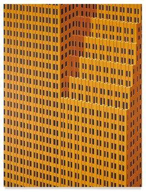 700 Louisiana, Houston by Daniel Rich contemporary artwork