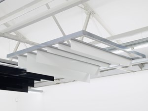 Arbitrated Platform C by Liam Gillick contemporary artwork