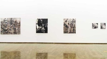 Contemporary art exhibition, YOON SUK ONE, BAE MIN YOUNG, SURFACE at Gallery Baton, Seoul