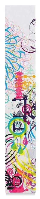 Mindscape 65 by Ryan McGinness contemporary artwork
