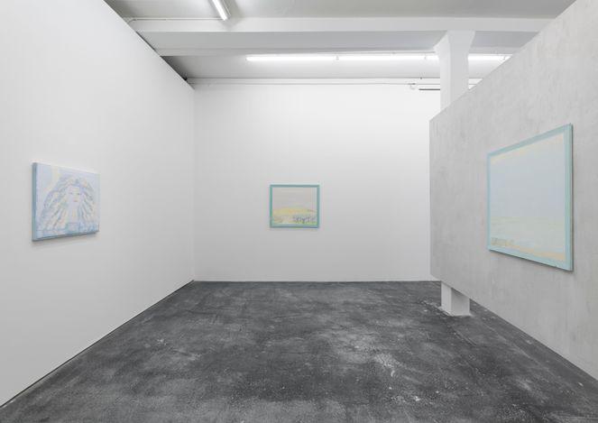 Exhibition view: Sorin Câmpan, Galeria Plan B, Berlin (25 June–31 July 2021). Courtesy the artist and Galeria Plan B Cluj, Berlin.Photo: Trevor Good.