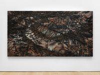 Black Beach(Unpolished Diamond) 2 by Teresita Fernández contemporary artwork mixed media