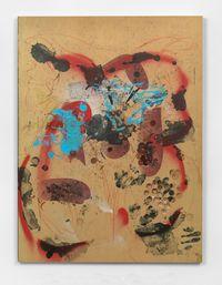 Mirror in Italian by Uri Aran contemporary artwork painting