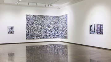 Contemporary art exhibition, YOON SUK ONE, Things Not Seen at Gallery Baton, Seoul