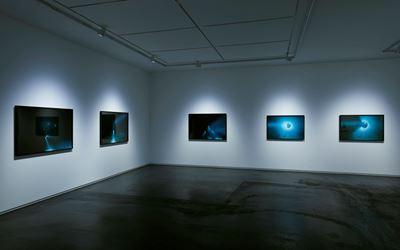 Exhibition view: Noguchi Rika, At the Bottom of the Sea, Taka Ishii Gallery, Tokyo (September 9 – 7 October 2017). Courtesy of Taka Ishii Gallery, Tokyo. Photo: Kenji Takahashi.