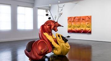 Contemporary art exhibition, Patricia Piccinini, Chromatic Balance at Tolarno Galleries, Melbourne