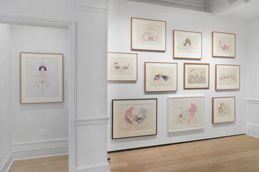 Exhibition view: Group Exhibition, On Hannah Arendt : The Crisis in Culture, Richard Saltoun Gallery, London (28 September–13 November 2021). Courtesy Richard Saltoun Gallery.