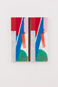 Untitled by Bernard Piffaretti contemporary artwork painting