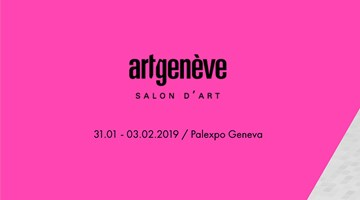 Contemporary art exhibition, artgenève 2019 at Perrotin, Paris