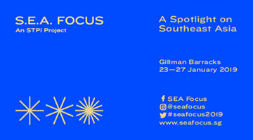 Contemporary art exhibition, S.E.A. Focus 2019 at STPI - Creative Workshop & Gallery, Singapore