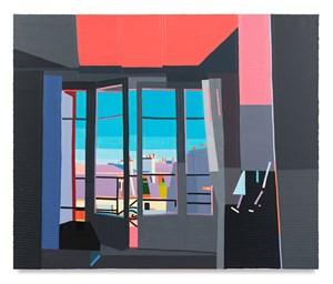 Paris (Rue de Normandie) by Guy Yanai contemporary artwork