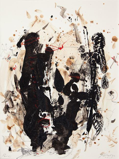 Paris II by Rebecca Horn contemporary artwork