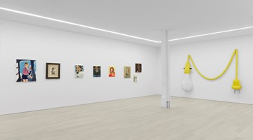 Contemporary art exhibition, Group Exhibition, Cliche at Almine Rech, New York