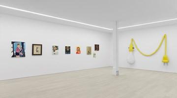 Contemporary art exhibition, Group Exhibition, Cliche at Almine Rech, New York, USA
