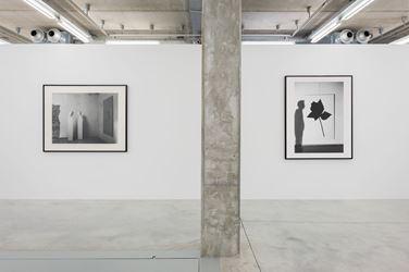 Exhibition view: Claudio Abate, Arte Povera - Roman Art Scene curated by Natacha Carron, Almine Rech Gallery, Brussels (24 May–28 July 2018). Courtesy Almine Rech Gallery. Photo: Hugard & Vanoverschelde photography.