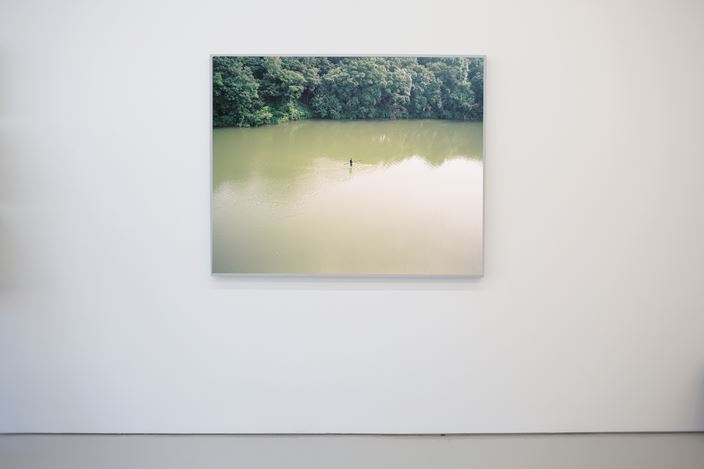 Exhibition view: Group Exhibition, Force Majeure, Eli Klein Gallery, New York (18 January–18 March 2020). CourtesyEli Klein Gallery.