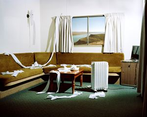 Evidence of a Disturbance by Johno Mellish contemporary artwork
