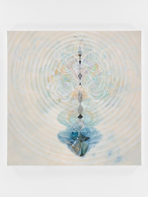 A Dream Perimeter - Dimensional Inter-Repetition by Amy Myers contemporary artwork
