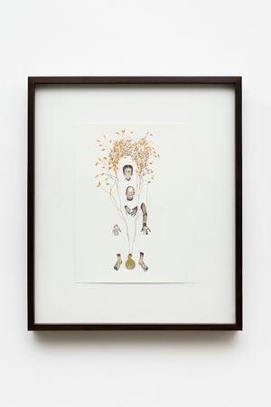 Outros ofícios: Raiz by Antonio Obá contemporary artwork
