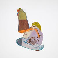 Headrush 眩晕 by Sarah Faux contemporary artwork painting