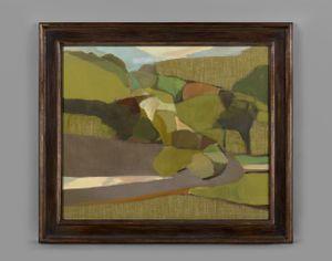 Upcountry-Yorkshire by Deborah Tarr contemporary artwork