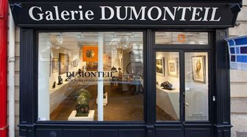 Galerie Dumonteil contemporary art gallery in Paris, France