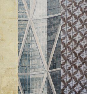 Work No. 66 by Suyoung Kim contemporary artwork