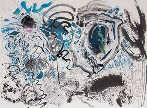 500 Brushstrokes #56 五百笔 #56 by Wu Jian'an contemporary artwork