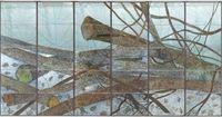 Prelude by Kiki Smith contemporary artwork mixed media