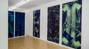 Contemporary art exhibition, Claudia Hirtl, Bilder at Boutwell Schabrowsky, Munich