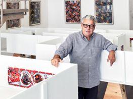 Lari Pittman on Modernist Interiors, Spanish Metaphors, and Polymorphous Paintings