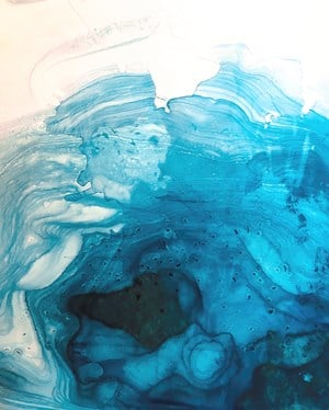 Storm Warnings (after Adrienne Rich) by Aditi Singh contemporary artwork