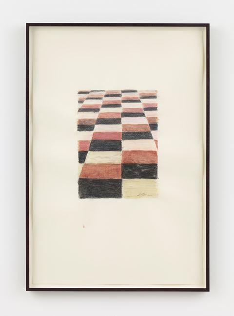 Floor by Luc Tuymans contemporary artwork