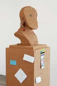 Ventriloquist I by Paul Ramirez Jonas contemporary artwork sculpture