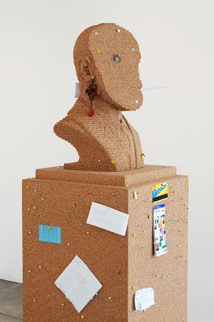 Ventriloquist I by Paul Ramirez Jonas contemporary artwork