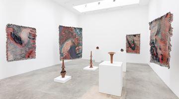 Contemporary art exhibition, Sarah Rosalena Brady, Above Below at Blum & Poe, Los Angeles