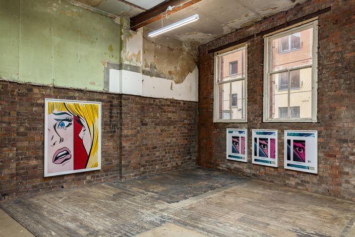 Exhibition view: Anne Collier, The Modern Institute, Bricks Space, Glasgow (11 September–6 November 2020). Courtesy the Artist and The Modern Institute/Toby Webster Ltd, Glasgow.Photo: Patrick Jameson.